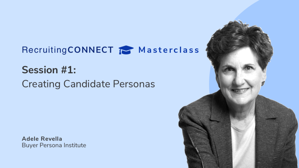 Session #1: Creating Candidate Personas